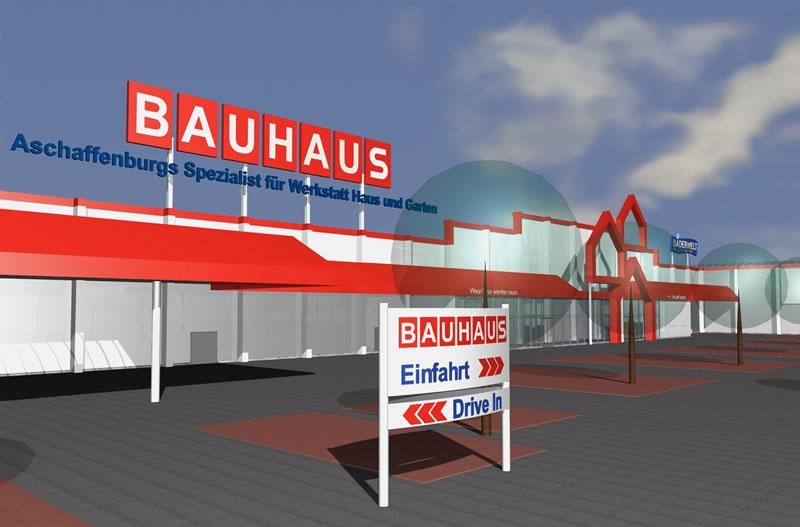Geisend rfer bauhaus aschaffenburg for Bauhaus aschaffenburg